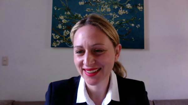 Sophie Batas, Director for Cybersecurity and Data Privacy at Hhuawei EU