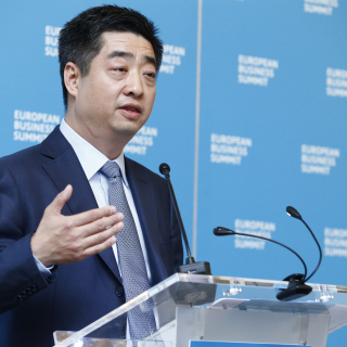 Huawei Transparency and Cybersecurity Centre in Brussels