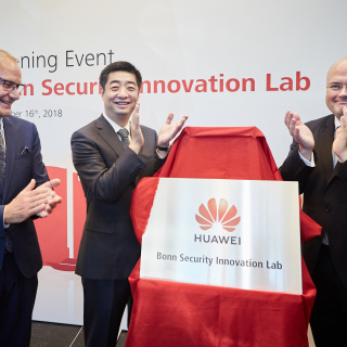 Huawei opens Security Innovation Lab in Bonn