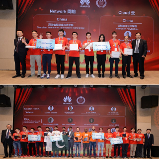 Huawei ICT competition draws over 40,000 student participants from 32 countries