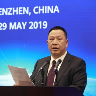 Dr Song Liuping, Chief Legal Officer of Huawei