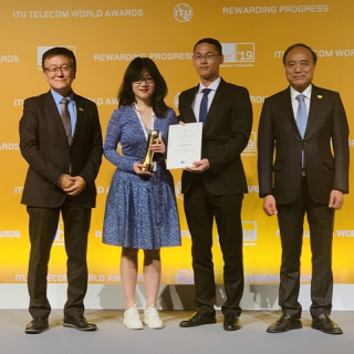 Huawei's Green 5G Power solution won the Global Industry Award for Sustainable Impact.jpg