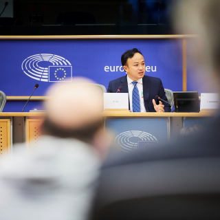 Abraham Liu, Huawei's Chief Representative to the EU Institutions
