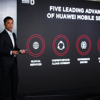 HUAWEI REVEALS BOLD NEW STRATEGY