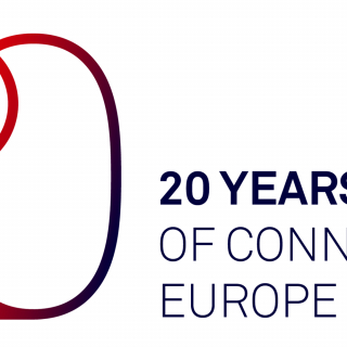 20 years of Connecting Europe