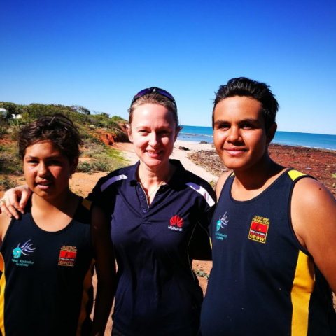 Huawei Indigenous Youth Education in Australia
