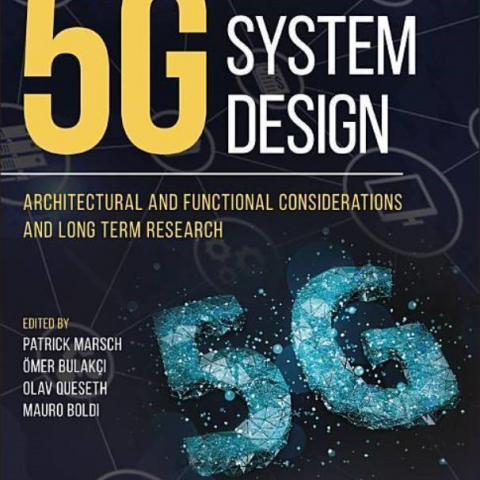 5G System design book cover
