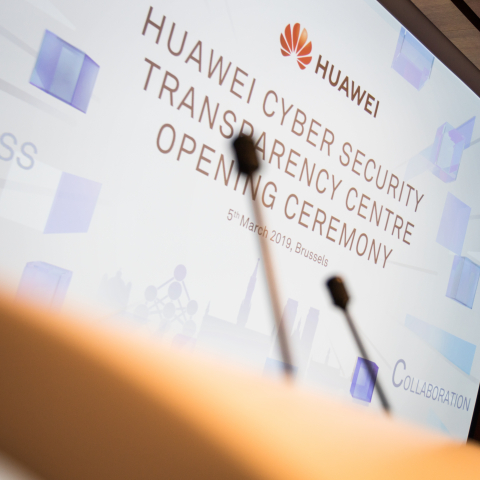 Huawei Cyber Security Transparency Centre