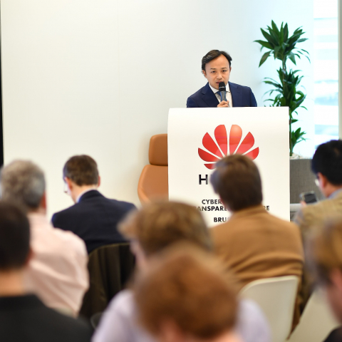 Huawei DigitALL Talk lunch debate