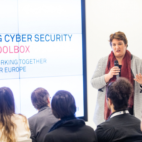 5G Cybersecurity toolbox lunch debate, 30 January 2020