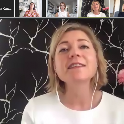Women in the Digital Era webinar 18/6/2020